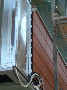 Sisteme placare ventilata